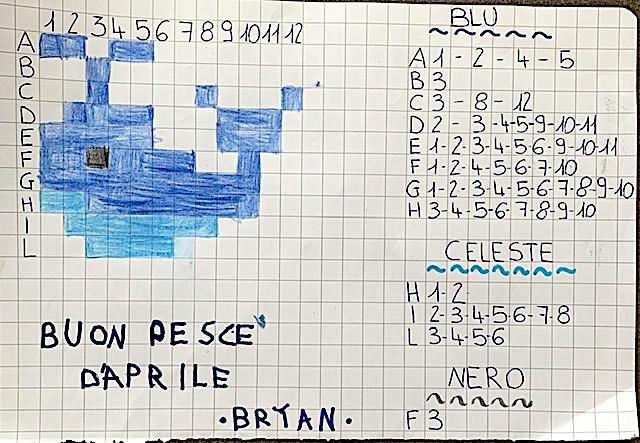 Disegno in codice (Bryan)