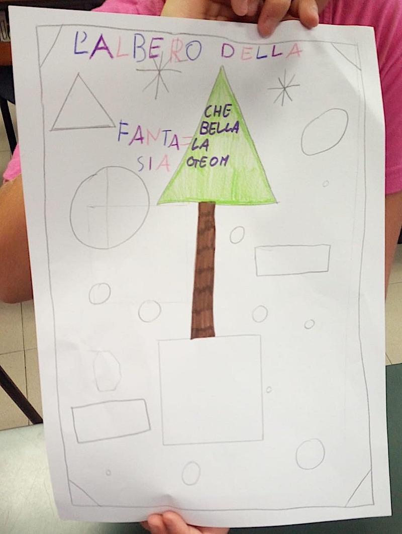 L'albero della fantasia (Ilaria)