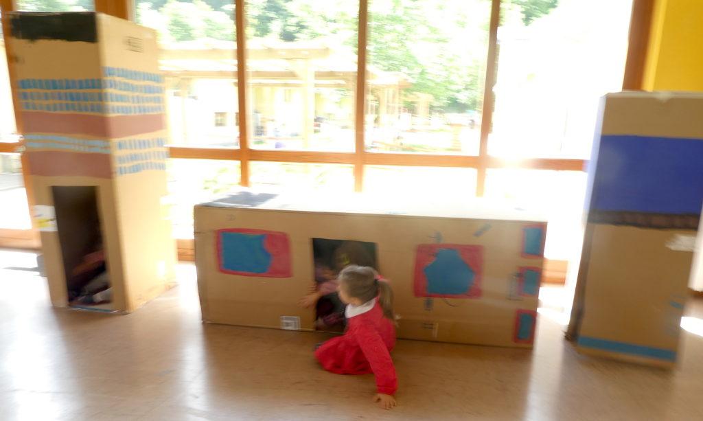 La nostra aula sembra una scatola